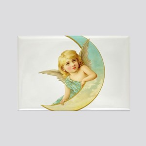 Blue Moon Angel Magnets