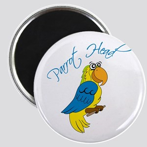 Parrot Head Magnets