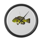 Opaleye Large Wall Clock