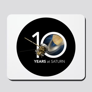 Cassini @ 10! Mousepad