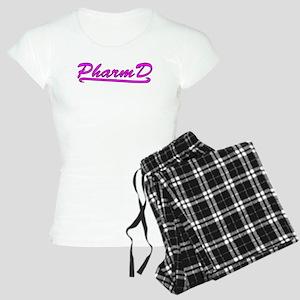 pink pharmd Women's Light Pajamas