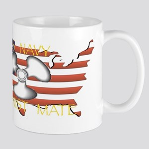 Machinist mate us navy Mug