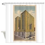 Mayflower Hotel Shower Curtain