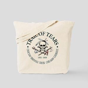 Trail of Tears Tote Bag