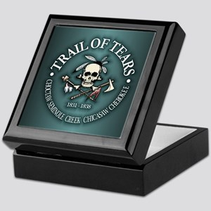 Trail of Tears Keepsake Box