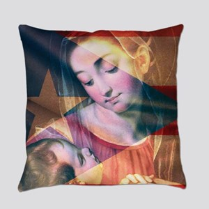 Divine Providence Everyday Pillow