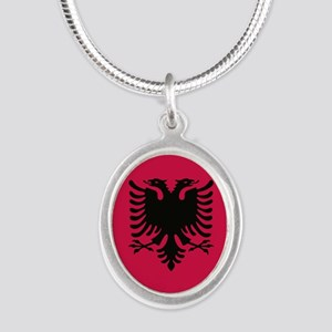albanian flag Necklaces