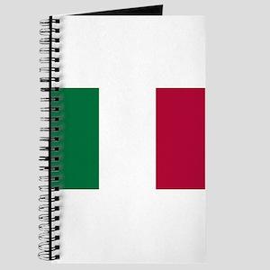 Italy Flag Italian Flag Journal
