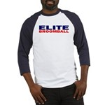 Elite Broomball Baseball Jersey