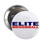 """Elite Broomball 2.25"""" Button (10 pack)"""