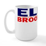 Elite Broomball Large Mug