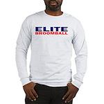 Elite Broomball Long Sleeve T-Shirt