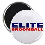 Elite Broomball Magnet