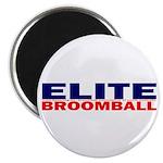 "Elite Broomball 2.25"" Magnet (100 pack)"