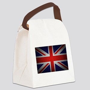 british Canvas Lunch Bag