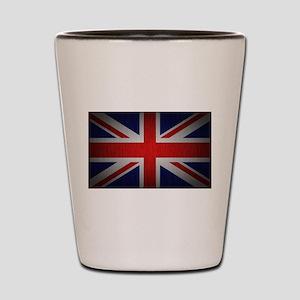 british Shot Glass