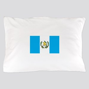 guatemalan Flag gifts Pillow Case
