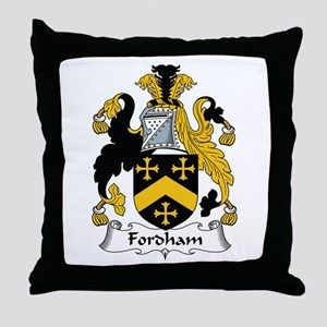 Fordham Throw Pillow