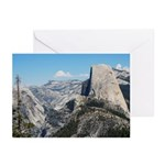 Half Dome in July Greeting Cards (Pk of 10)