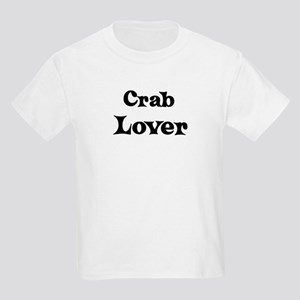 Crab lover Kids Light T-Shirt