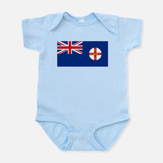 New South Wales Infant Bodysuit