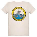 USS McKEE Organic Kids T-Shirt