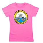 USS McKEE Girl's Tee