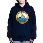 USS McKEE Women's Hooded Sweatshirt