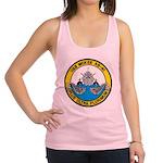 USS McKEE Racerback Tank Top