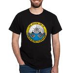 USS McKEE Dark T-Shirt