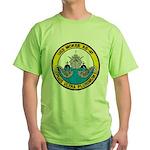 USS McKEE Green T-Shirt
