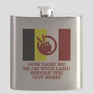 AIM (How Dare We) Flask