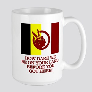 AIM (How Dare We) Mugs