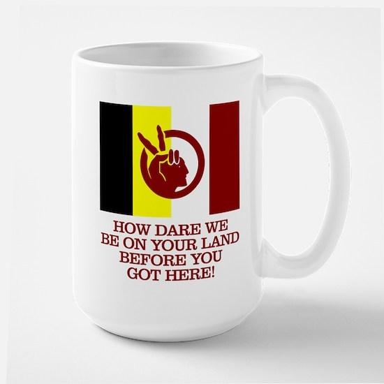 AIM (How Dare We) Mugs