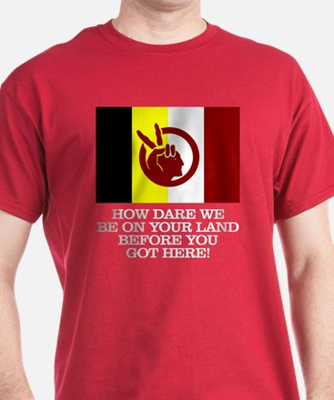 AIM (How Dare We) T-Shirt