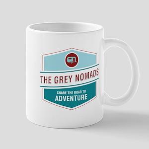 Grey Nomads 11 oz Ceramic Mug