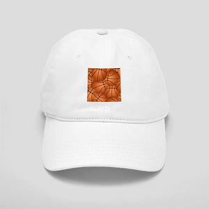 Basketball ball pattern Cap