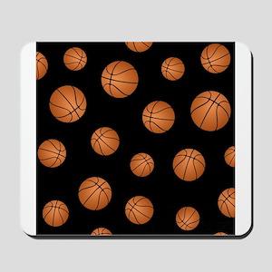 Basketball pattern Mousepad