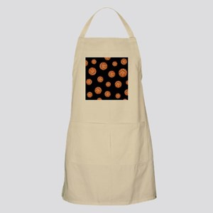 Basketball pattern Apron