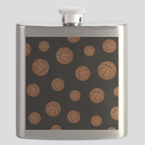 Basketball pattern Flask