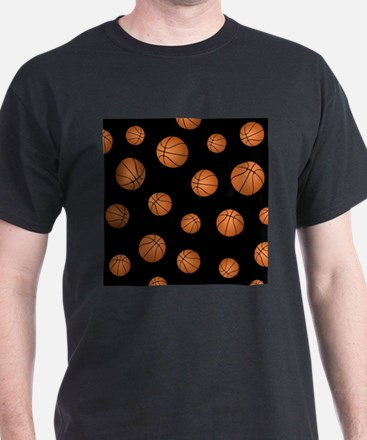 Basketball pattern T-Shirt