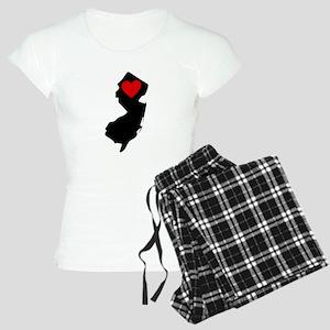 New Jersey Heart Pajamas