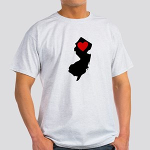 New Jersey Heart T-Shirt