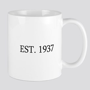Est 1937 Mugs