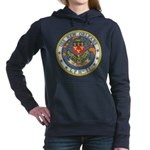 USS NEW ORLEANS Women's Hooded Sweatshirt