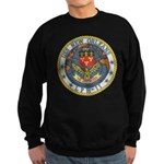 USS NEW ORLEANS Sweatshirt (dark)