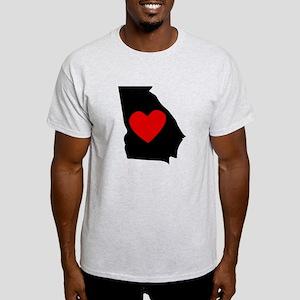Georgia Heart T-Shirt
