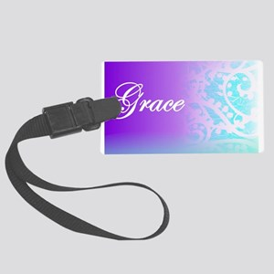 Essence of Grace! Luggage Tag