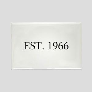 Est 1966 Magnets