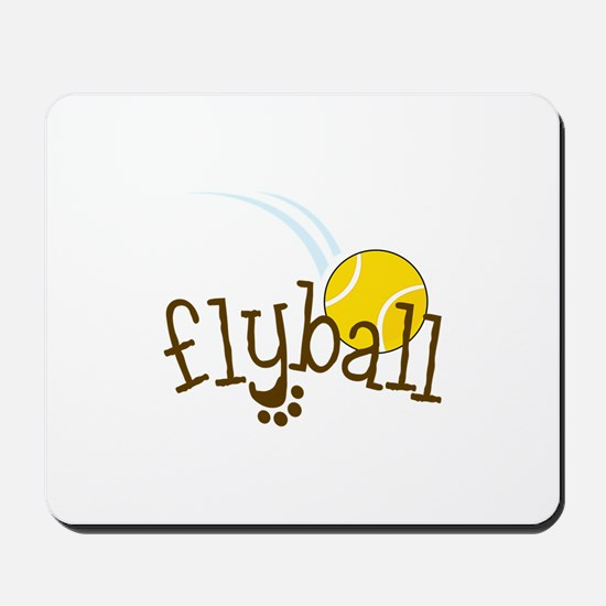 Flyball Mousepad
